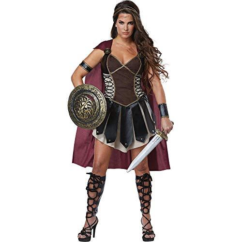 - Griechische Krieger Göttin Kostüme
