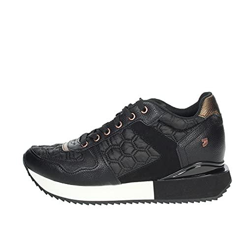 Gioseppo ULSTEIN, Zapatillas Mujer, Negro, 36 EU