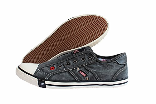Tysonz American Chillers Sommer-Sneaker ohne Schnürsenkel (37)