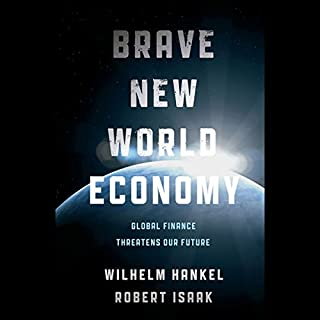 Brave New World Economy copertina