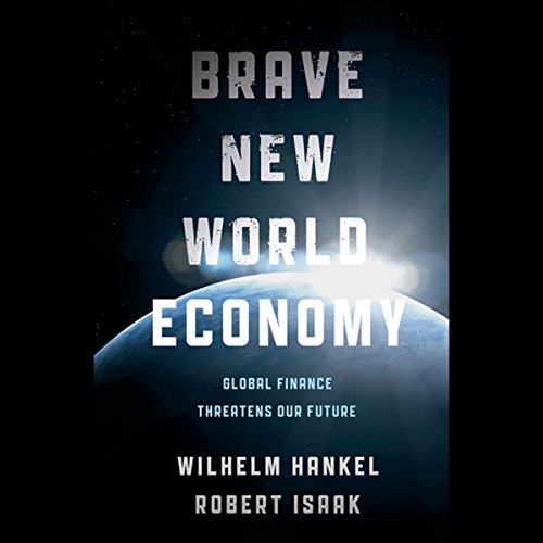 Brave New World Economy audiobook cover art