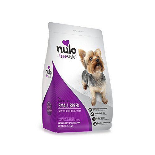 Nulo Small Breed Dry Dog Food