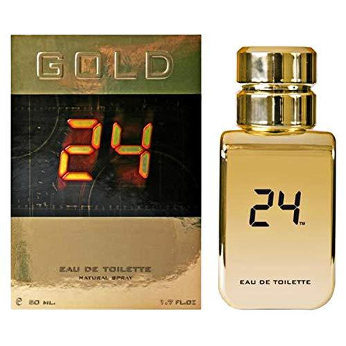 ScentStory 24 Gold The Fragrance by EAU De Toilette Spray 1.7 oz / 50 ml (Men)