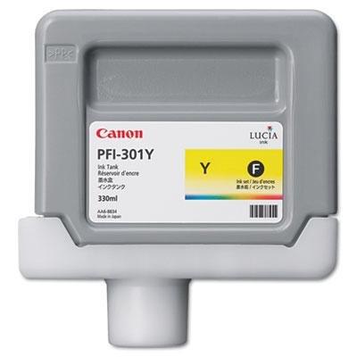 Canon 1489B001AA - PFI-301Y - Tanque de tinta amarilla - 330 ml