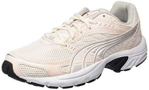 Puma Unisex-Erwachsene Axis Fußballschuhe, Pink (Rosewater Silver-Gray Violet White Black), 46 EU