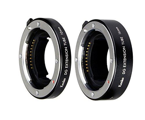 Kenko 接写リング デジタル接写リングセット SONY αE用 フルサイズ対応 10mm/16mmセット 834008