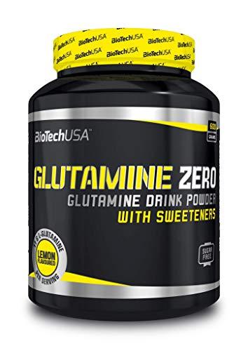 Biotechusa Glutammina Bevanda Zero Polvere, Anguria - 600 g