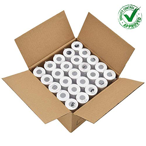 thermal paper roll 2 1 4 x 50 - 8