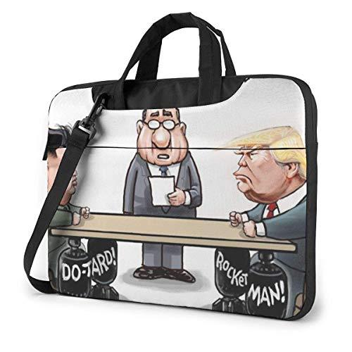 IUBBKI Briefcase Durable Tru-Mp Laptop Bag 13 14 15.6 Inch Adjustable Shoulder Strap