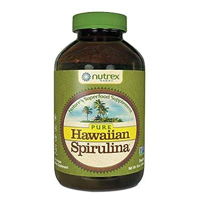 Nutrex Hawaii Spirulina Pacifica Powder 450 g from Nutrex