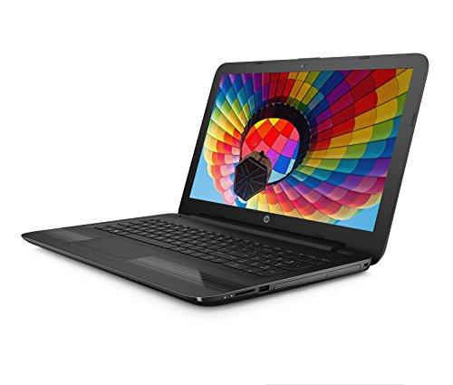 HP Notebook Laptop 15.6 HD Vibrant Display Quad Core AMD E2-7110 APU 1.8GHz 4GB RAM 500GB HDD DVD Windows 10