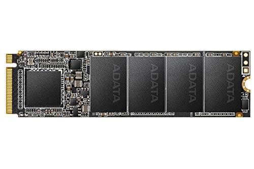 ADATA XPG SX6000 Pro 1TB M.2 Solid State Drive Gaming-SSD Festplatte, schwarz