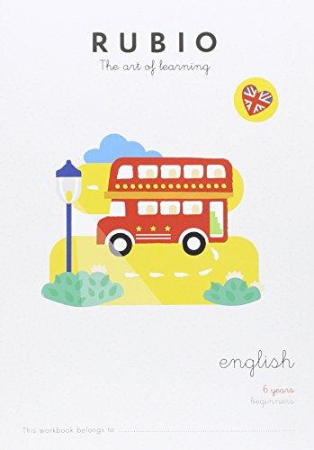 Rubio English 6 years beginners: 1