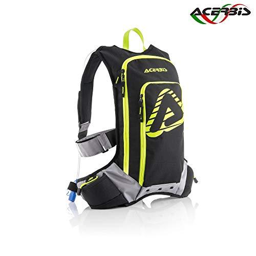 Mochila X-Storm Dry Bag Negro/Amarillo