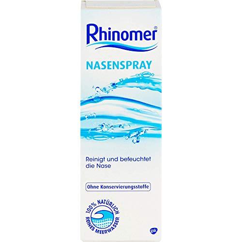 Rhinomer Nasenspray reinigt und befeuchtet die Nase, 20 ml Lösung
