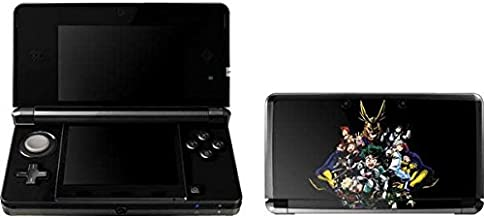 Skinit My Hero Academia Main Poster Skin for 3DS (2011) - Officially Licensed Funimation Gaming Decal - Ultra Thin, Lightweight Vinyl Decal Protection