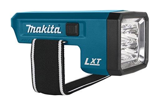 MAKITA STEXBML146 STEXBML146-Linterna de LED a batería de Litio, 14.4 V, Negro/Azul