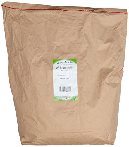 Naturix24 Weidenrinde geschnitten, 1er Pack (1 x 5 kg)