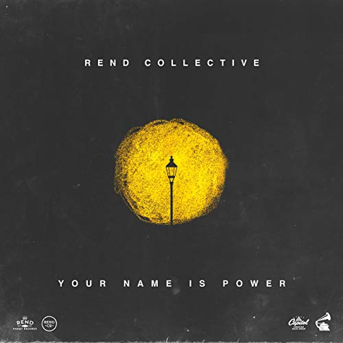 Your Name Is Power Album Cover