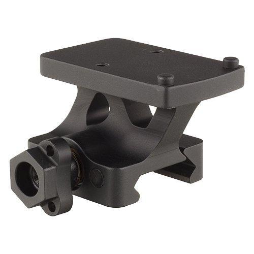 Trijicon AC32075 RMR Pistol Mount, 1/3 Co-Witness, Black
