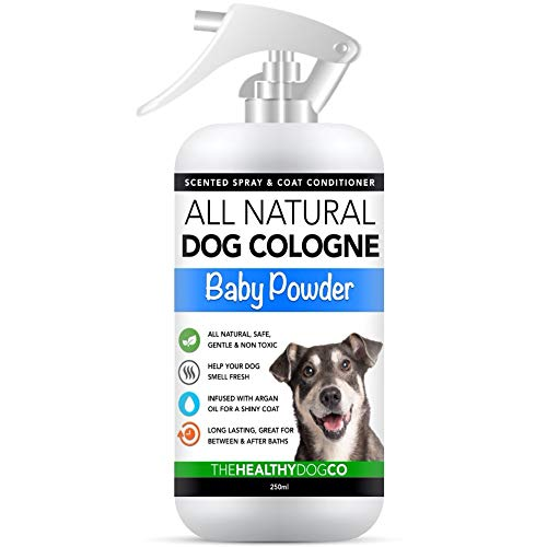 Colonia Para Perros en Espray Completamente Natural / Perfum