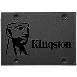Kingston A400 SSD SA400S37/480G Unità a Stato Solido Interne 2.5´´ SATA, 480 GB