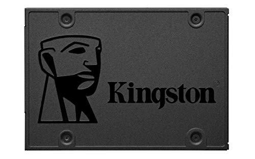 Kingston A400 SSD SA400S37/480G - Disco duro sólido interno 2.5' SATA 480GB
