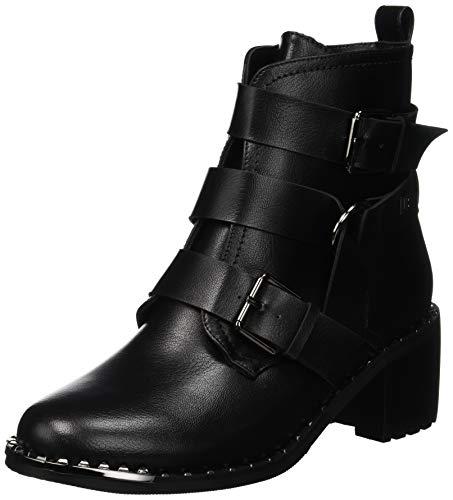 Laura Biagiotti Damen 5230_ba Desert Boots, Schwarz (Black 01), 40 EU