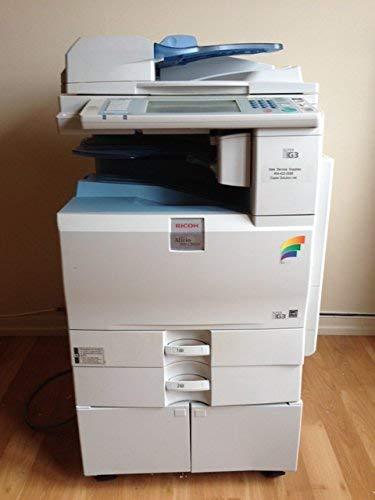 Why Choose Ricoh MP C 2550 Multi-function Printer/Copier/Fax/Scanner w/WARRANTY (Renewed)