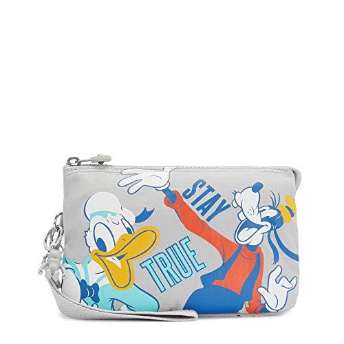 Kipling Disney's Mickey & Friends Creativity Extra Large Wristlet Go Goofy