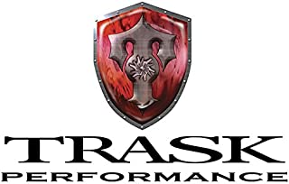 Trask Performance TM-1023CH Assault Charge High-Flow Air Cleaner - Chrome
