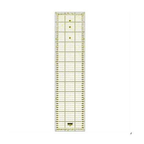 Regla para Patchwork 15x60 centímetros