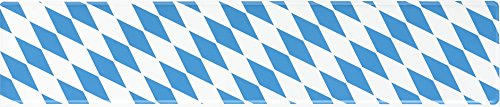Kfz-Kennzeichen 520x110mm, Bayern, Raute, Spaßschild, FUN-Kennzeichen, Hochzeit/Geburtstag/Name/Wunschtext, Wunschkennzeichen