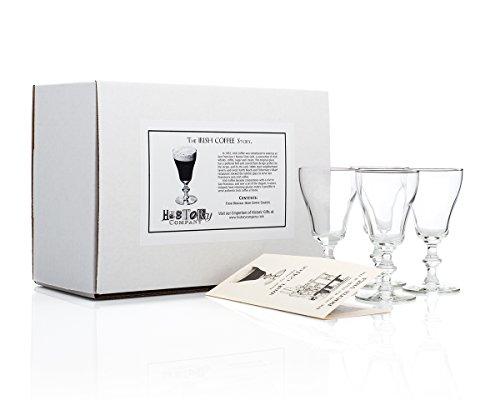 Original'San Francisco' Irish Coffee Glass (Gift Box Set of 4)