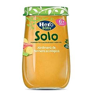 Hero Baby Recetas Caseras Tarrito de Puré de Guiso de Pollo para Bebés a partir de 6 meses Pack de 6 x 190 g: Amazon.es: Alimentación y bebidas