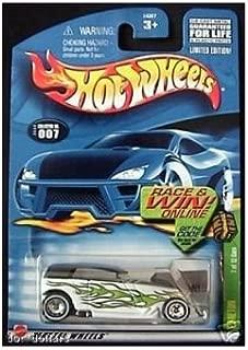 2002 Hot Wheels Treasure Hunt Phaeton # 007 7/12