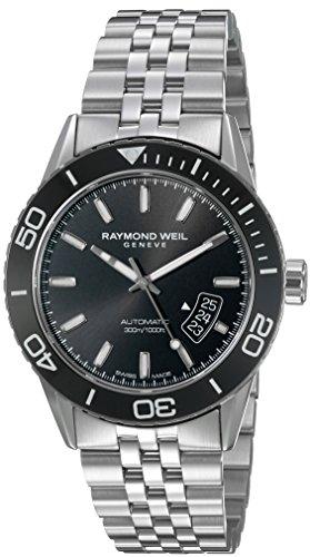 Raymond Weil 2760-ST1-20001 Reloj de Hombres