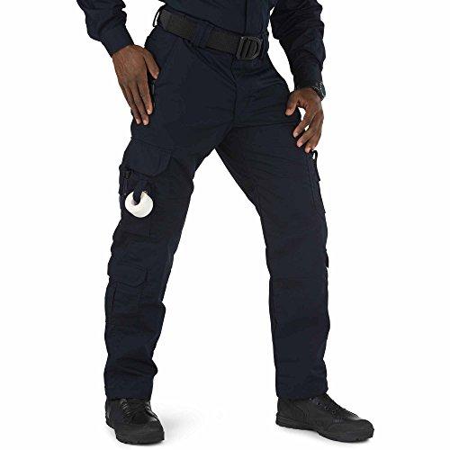 5.11 Taclite Men's EMS Pant, 32-32, Dark Navy