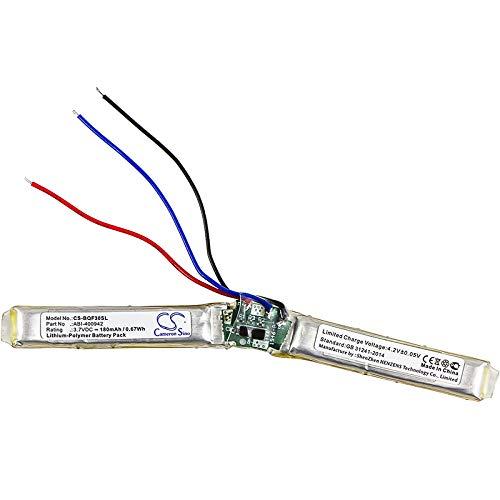 Cameron Sino 180mAh Replacement Battery for Bose QC30, QuietComfort 30, QuietControl 30