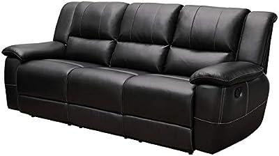 Amazon.com: Estándar muebles 4097591 Rainer sofá con ...