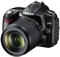 Nikon D90 - Cámara Réflex Digital 12.9 MP (Objetivo AF-S DX Nikkor 18-105mm f/3.5-5.6G ED VR) (Reacondicionado)
