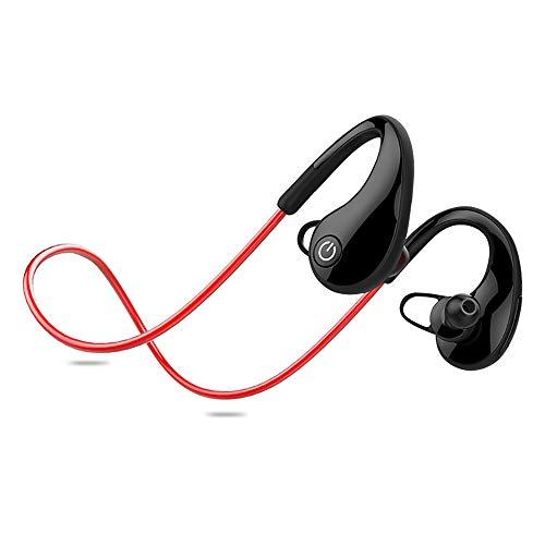 ARLTTH Bluetooth Sports Headphones, Wireless Earphones on Ear,in-Ear Headphones with Mic, 5 Hours Playtime, Sweatproof for Running/Gym Exercise