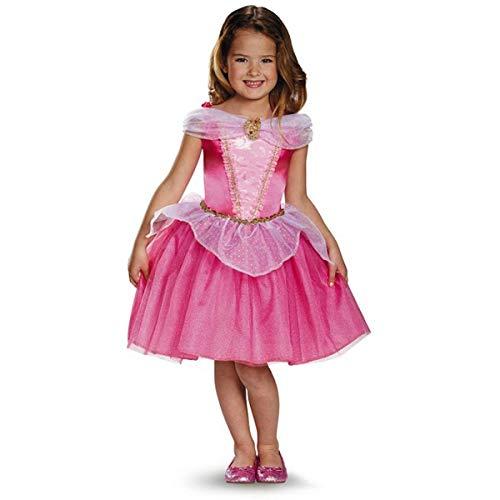 Aurora Classic Disney Princess Sleeping Beauty Costume, Small/4-6X
