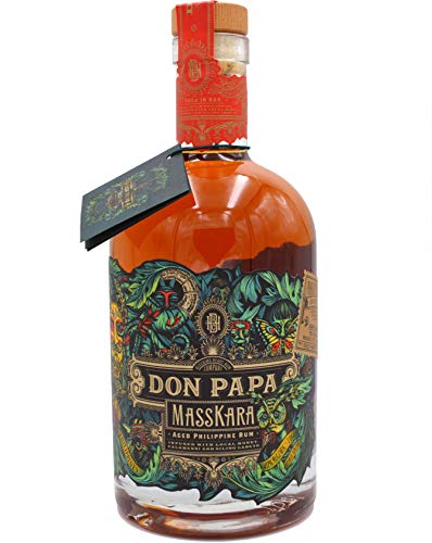 Don Papa Masskara (1x 0,7l)
