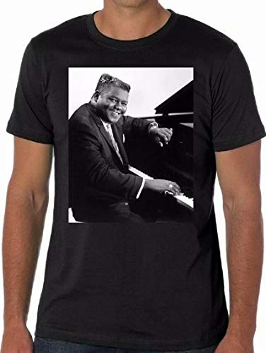 New Fats Domino Piano Ain't That A Shame T Shirt