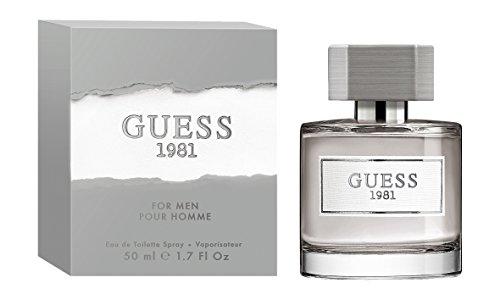 Guess 1981 for Men Eau de Toilette 50 ml