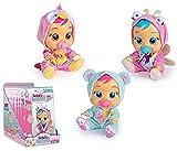 Bebés Llorones Surtido de 3 Pijamas: Libélula, Loro y Oso - Accesorios muñeca