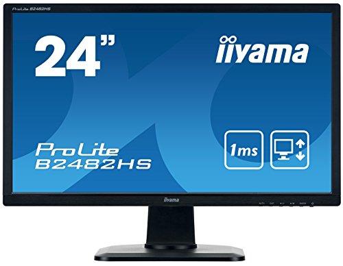 iiyama ProLite B2482HS-B1, 24