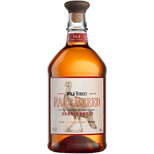 Wild Turkey Rare Breed Barrel Proof Whisky (1 x 0.7 l)