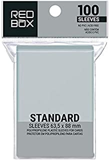 Sleeve – STANDARD ( 63,5x88mm) – Redbox